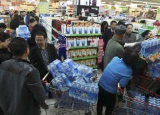 China National Petroleum Corporation has been blamed for water contamination affecting over 2.4 million people in Lanzhou