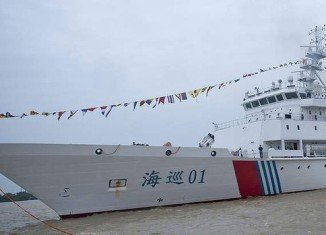 Chinese ship Haixun 01 detected a sound in the southern Indian Ocean consistent with a black box ping while searching for missing Malaysia Airlines plane