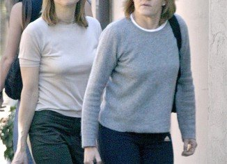 Cydney Bernard and Jodie Foster broke up in 2008