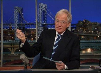 David Letterman is to retire in 2015