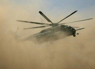 Five NATO soldiers have been killed in a helicopter crash in southern Afghanistan