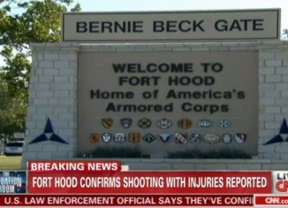 Four soldiers were dead, including gunman, and 16 others injured in a shooting at the US Army's Fort Hood base in Texas