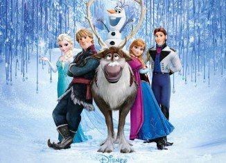 Frozen's soundtrack has spent a 10th non-consecutive week at the top of the Billboard 200 chart