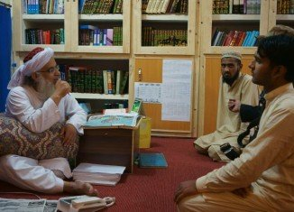 Jamia Hafsa Madrassa renamed its library after Osama Bin Laden