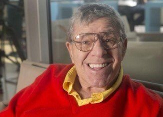Jerry Lewis will make a special appearance at the Fox Performing Arts Center in Riverside on October 11