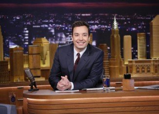 Jimmy Fallon is said to have joined a group of friends and colleagues for a post-work outing at Manhattan bar Niagara when a brawl broke out among other patrons
