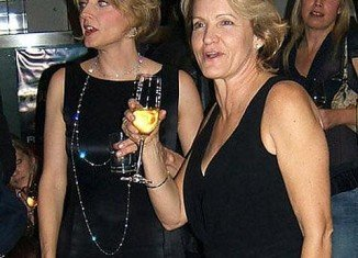 Jodie Foster and Cydney Bernard met on the set of the 1993 film Sommersby