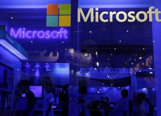 Microsoft reported net profit of $5.66 billion for 2014 Q1, a decline from the same period last year but better than market estimates