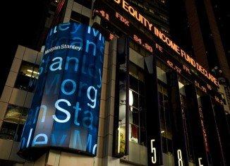 Morgan Stanley's profit rose to $1.45 billion in 2014 Q1