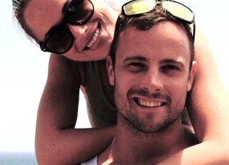 Oscar Pistorius has denied picking on Reeva Steenkamp, as his cross-examination continues at his murder trial in Pretoria