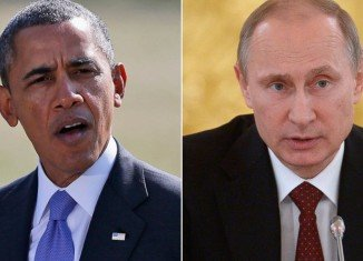 President Barack Obama has called President Vladimir Putin urging him to use his influence to make separatists in eastern Ukraine stand down