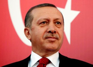 Recep Tayyip Erdogan has accused police, prosecutors and judges of being behind leaked information implicating him in a corruption scandal