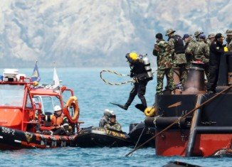 South Korean rescue teams found 48 bodies in a single cabin on the Sewol ferry meant to accommodate 38 people