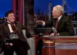 Stephen Colbert will succeed Late Show host David Letterman upon his retirement in 2015