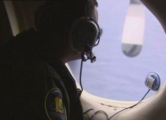 The Australian plane picked up the signal in the same area where a vessel detected audio pings earlier this week