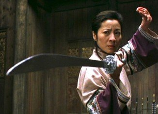 The Green Destiny will see Michelle Yeoh reprise her role as female warrior Yu Shu Lien