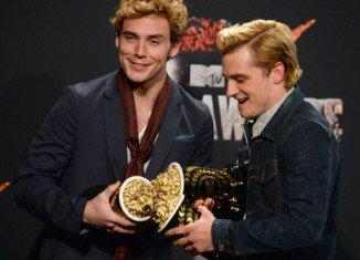 The Hunger Games took three top prizes at MTV Movie Awards