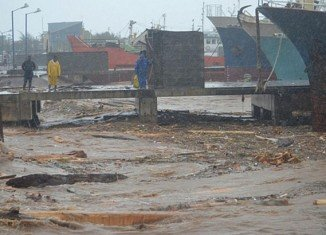 The Solomon Islands suffered severe flash floods in recent weeks
