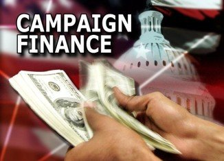 The US Supreme Court has struck down overall donor limits for political campaigns