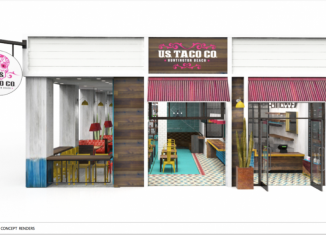 The first US Taco Co. and Urban Taproom restaurant is set to open in Huntington Beach this summer