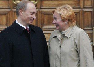 Vladimir Putin and Lyudmila Putina's divorce has been finalized