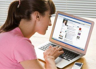 Young women are particularly high users of social networking sites and post more photographs of themselves on the internet than do men