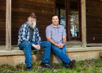Alan Robertson will join his uncle Si Robertson in the Louisiana Methodist Children's Home fundraising event in Ruston