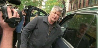 Alec Baldwin was issued two summonses and arrested after he allegedly rode his bike the wrong direction down Fifth Avenue