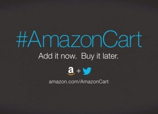 Amazon has announced a partnership with Twitter that allows users to add products to their shopping carts by tweeting a special hashtag