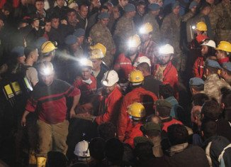 At least 284 people died in Soma mine explosion in Turkey
