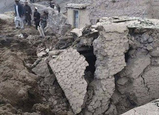 At least 350 people have been killed and more than 2,000 are missing after a landslide hit the north-east province of Badakhshan