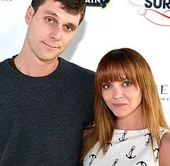 Christina Ricci and James Heerdegen first met on the ABC series Pan Am in 2011