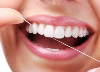 Dentists advise us that we should floss our teeth as well as brushing twice a day