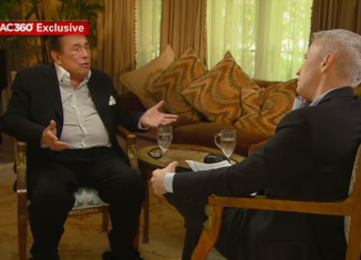 Donald Sterling apologized for his comments, slammed Magic Johnson and even insinuated that Anderson Cooper is more of a racist than he is