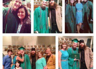 Duck Dynasty's Reed Robertson graduated from Ouachita Christian School