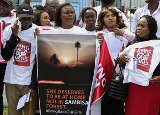 Fifty-three of the girls escaped soon after being seized in Chibok on April 14 but more than 200 remain captive