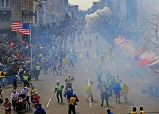 Fox is developing a TV series about the 2013 Boston Marathon bombing