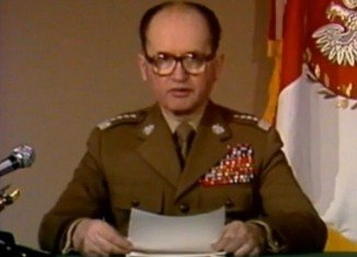General Wojciech Jaruzelski led Poland from 1981 to 1990