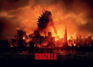 Godzilla has topped the US box office with the second biggest opening of the year so far