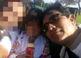 Isidro Garcia was accused of kidnapping a teenager and holding her captive for 10 years and forcing her to marry him
