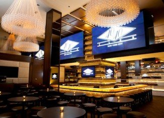 Jay-Z has opened a new 40/40 Club at Hartsfield-Jackson Atlanta International Airport