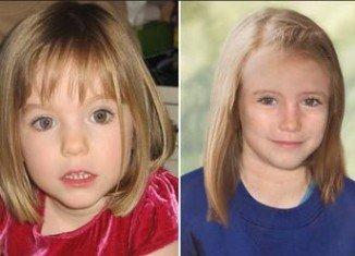 Madeleine McCann was three when she went missing from a holiday apartment in Praia da Luz