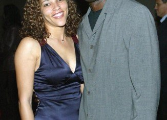Michael Jace has been arrested on suspicion of murder after his wife April Jace was found shot dead at their home in Los Angeles