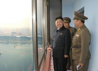 North Korea has apologized for the collapse of an apartment building in Pyongyang which is feared to have killed scores of people