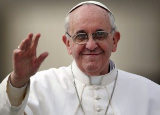 Pope Francis arrives in Jordan at the start of a three-day visit to the Middle East which will also take him to Israel and the Palestinian territories