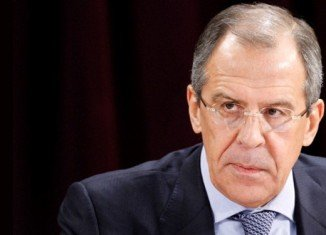 Russian Foreign Minister Sergei Lavrov has ruled out holding fresh talks in Geneva to defuse the Ukraine crisis