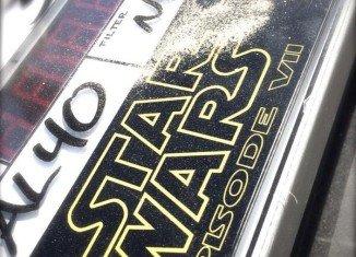 Star Wars: Episode VII has officially begun shooting