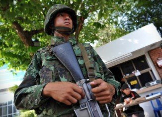 Thailand's military has taken control of the government to restore order and enact political reforms