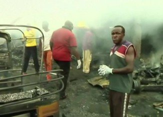 Two bomb explosions killed at least 46 people in the central Nigerian city of Jos