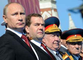 Vladimir Putin is making his first visit to Crimea since Russia annexed it from Ukraine
